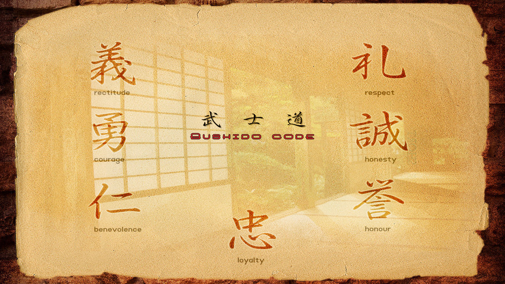 an analysis of the code of bushido Discover the bushido code ebook with that said, we're now in the fall season i've never been a fan of the fall - it's cold and dark and frankly, it's depressing.
